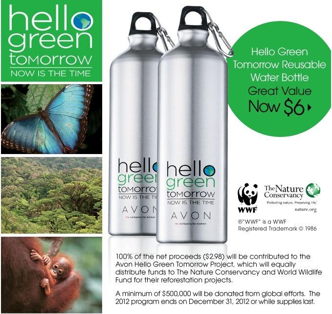 Hello_green_tomorrow_water_bottle