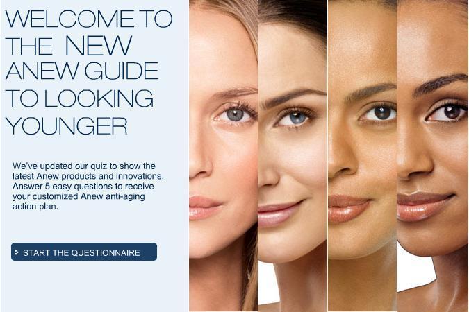 Avon Anew Skincare Regimen