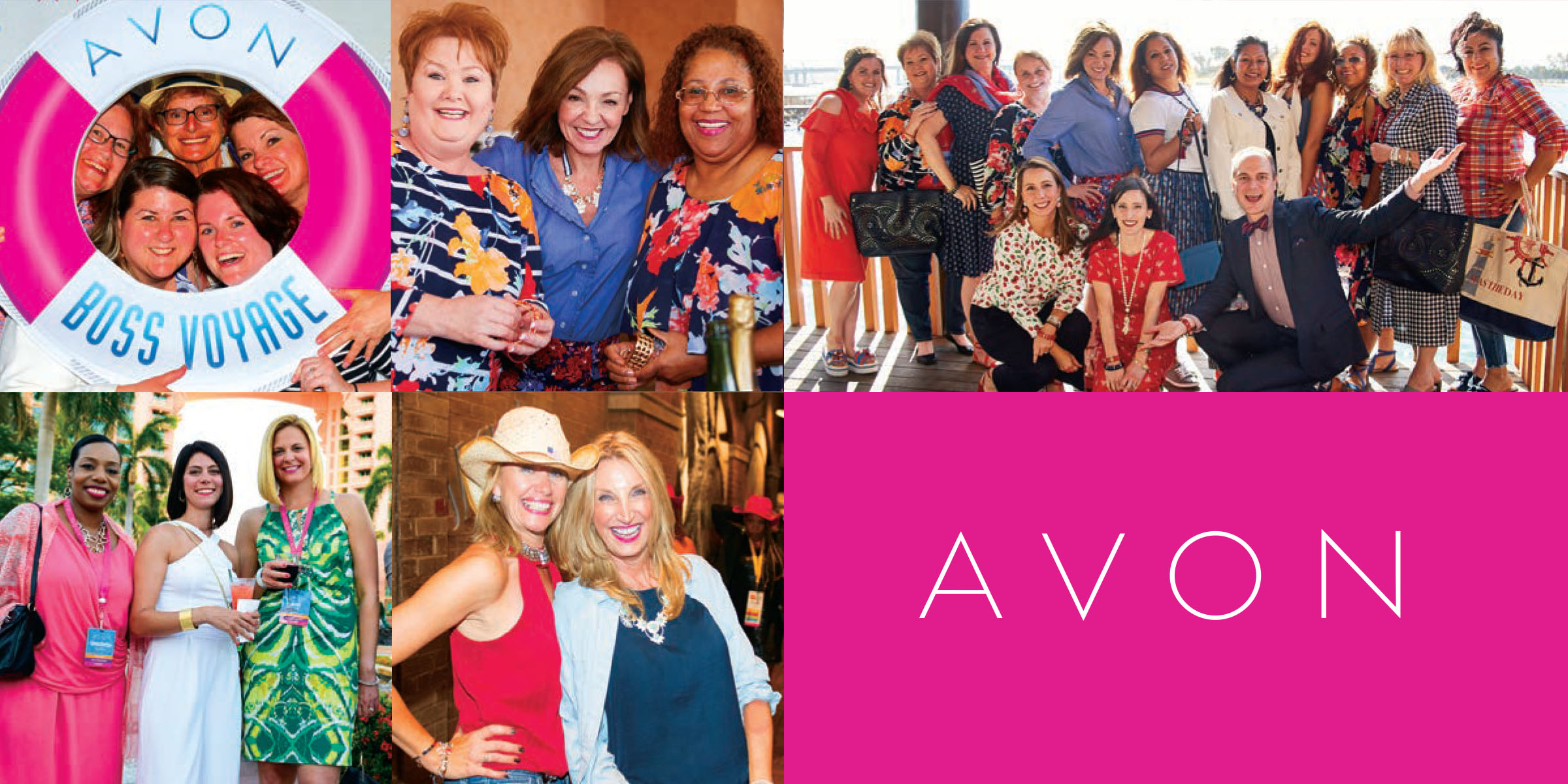 Avon Incentives, Recognition and Awards