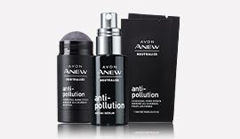 FREE Anew Neutralize Anti-Pollution Charcoal Pore Strips