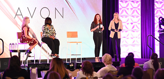 No-cost sign up to join Avon