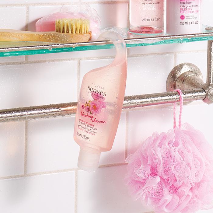 Avon Senses and Skin So Soft Soft Shower Gels