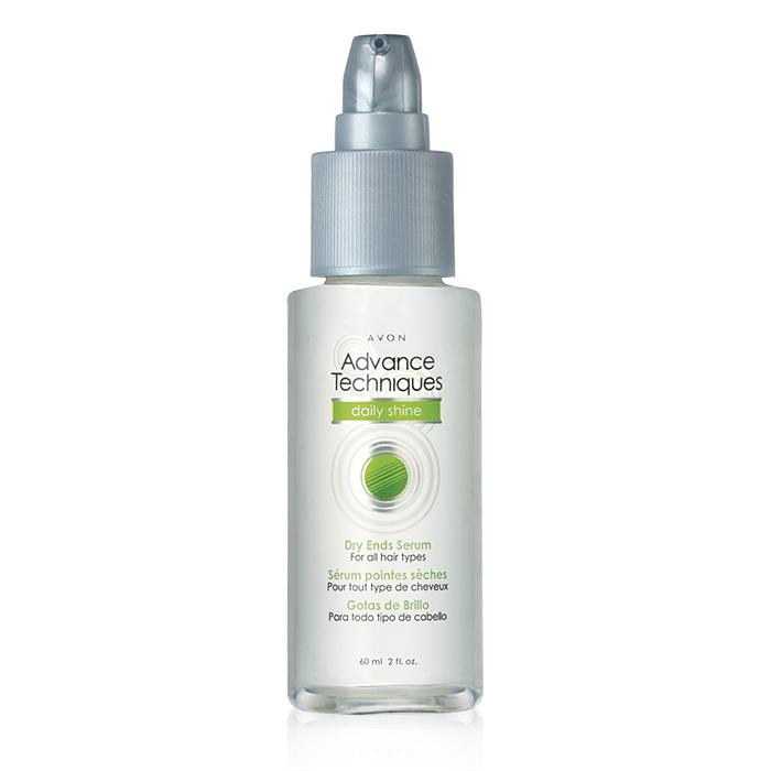 Advance Techniques Daily Shine Dry Ends Serum