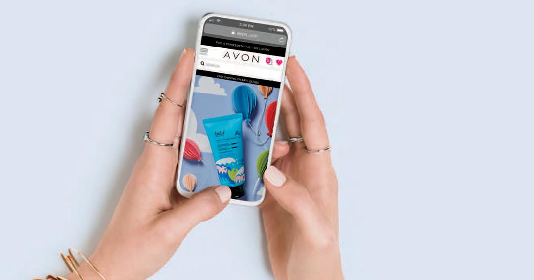 Avon Digital Catalog