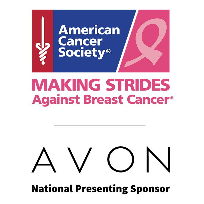 American Cancer Society Making Strides Against Breast Cancer | Avon National Presenting Sponsor