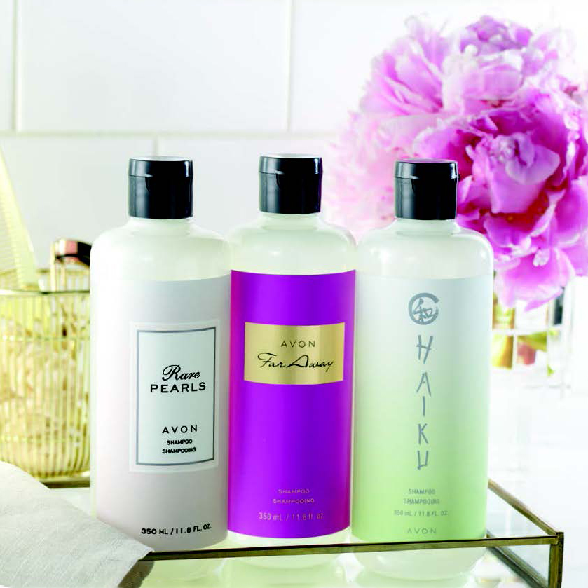 Scented Shampoos