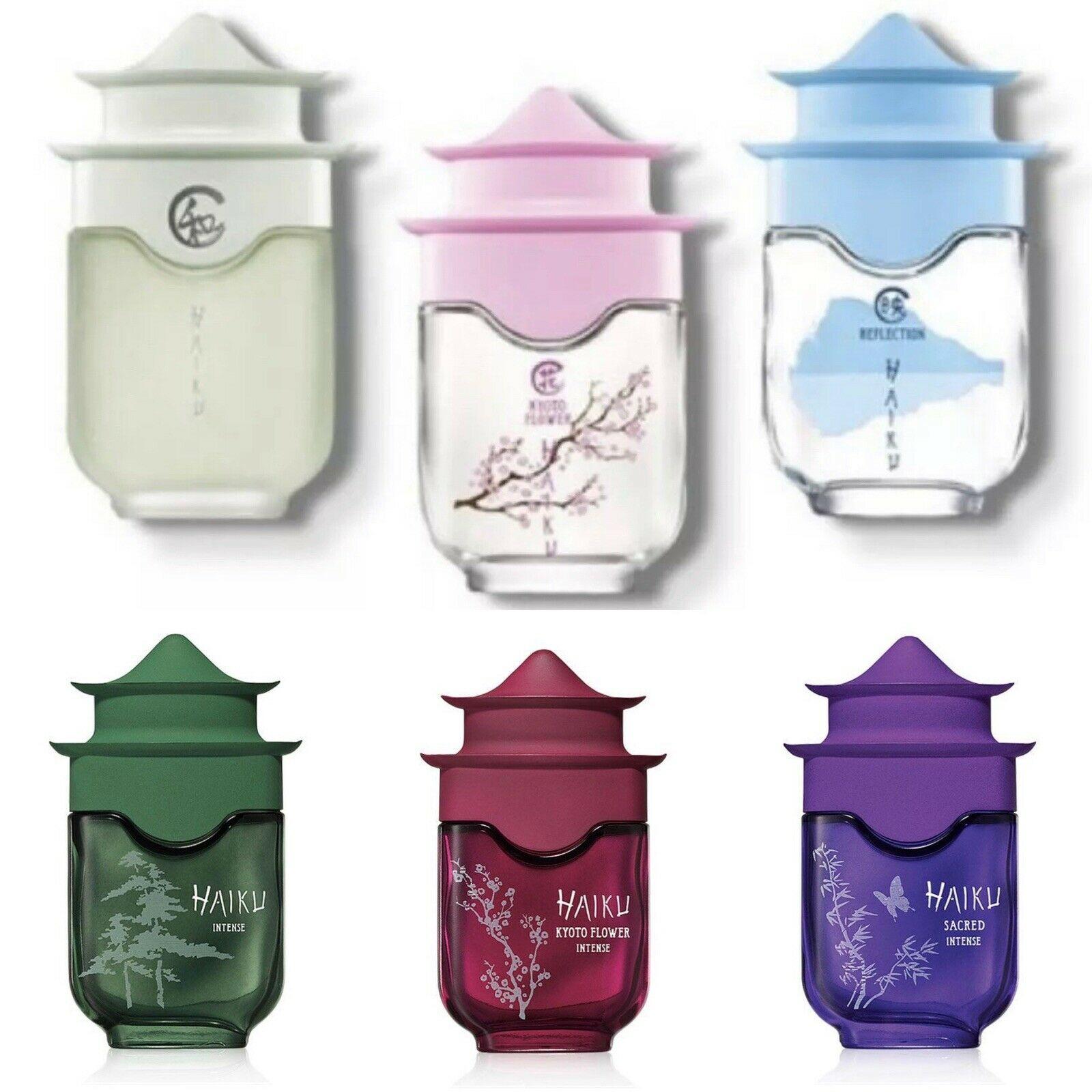 Haiku Brand family of fragrances