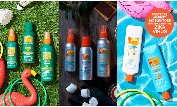 BUG GUARD - ALL-IN-ONE PROTECTION FROM SUN AND BUGS