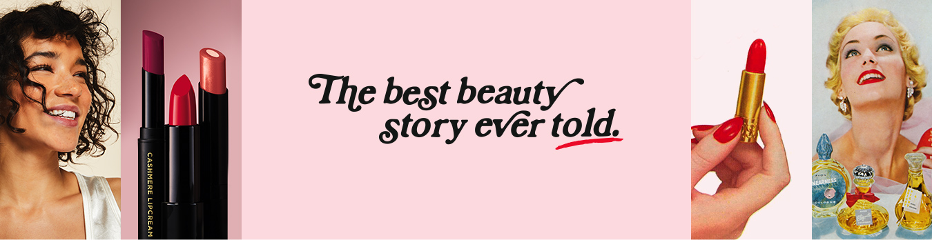 Avon, best beauty story ever told